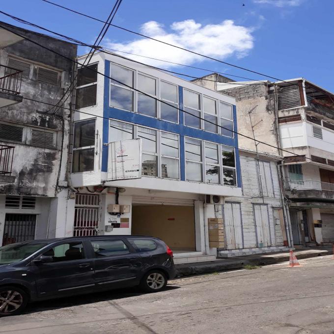 Offres de location Immeuble Pointe-à-Pitre (97110)