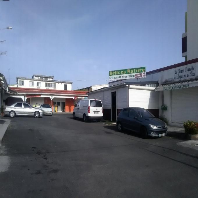 Vente Immobilier Professionnel Murs commerciaux Pointe-à-Pitre (97110)