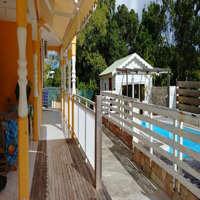 Offres de location Rez de villa Morne-à-l'Eau (97111)